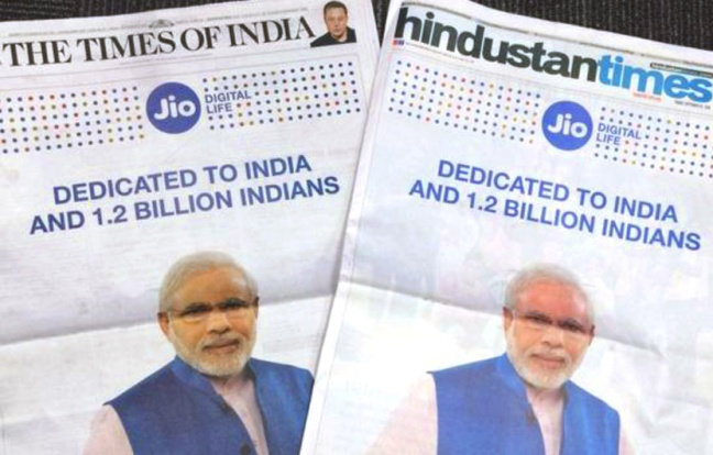 How Reliance Jio drove data usage, erased the line between content and carriage, and is making life hell for India's news media   IJR