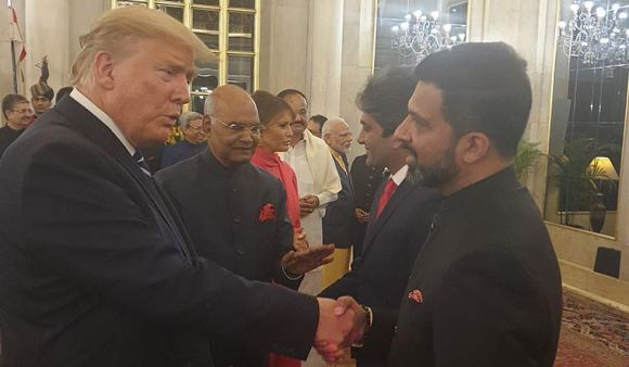 61-Jayant-Mammen-Mathew-and-Donald-Trump